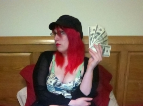Findom Cash Princess Money Mistress Financial Domination