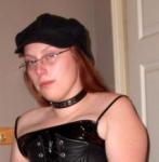 Femdom Punk Princess Mistress Kiara Corset & Boots