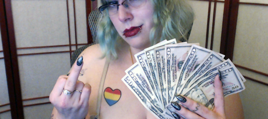 cash point meet financial domination Mistress Kiara