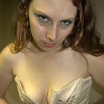 Femdom Princess Mistress Kiara Corset
