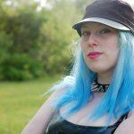 punk goth femdom dominatrix Mistress Kiara