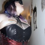 corset fetish financial domination Mistress Kiara