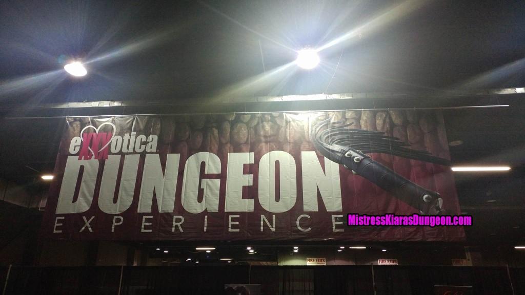 Mistress Kiara Exxxotica expo dungeon