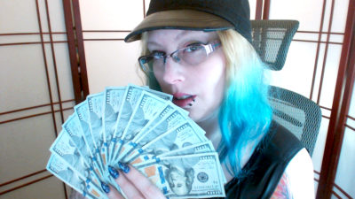 greedy real financial domination Mistress findom cash slavery tribute