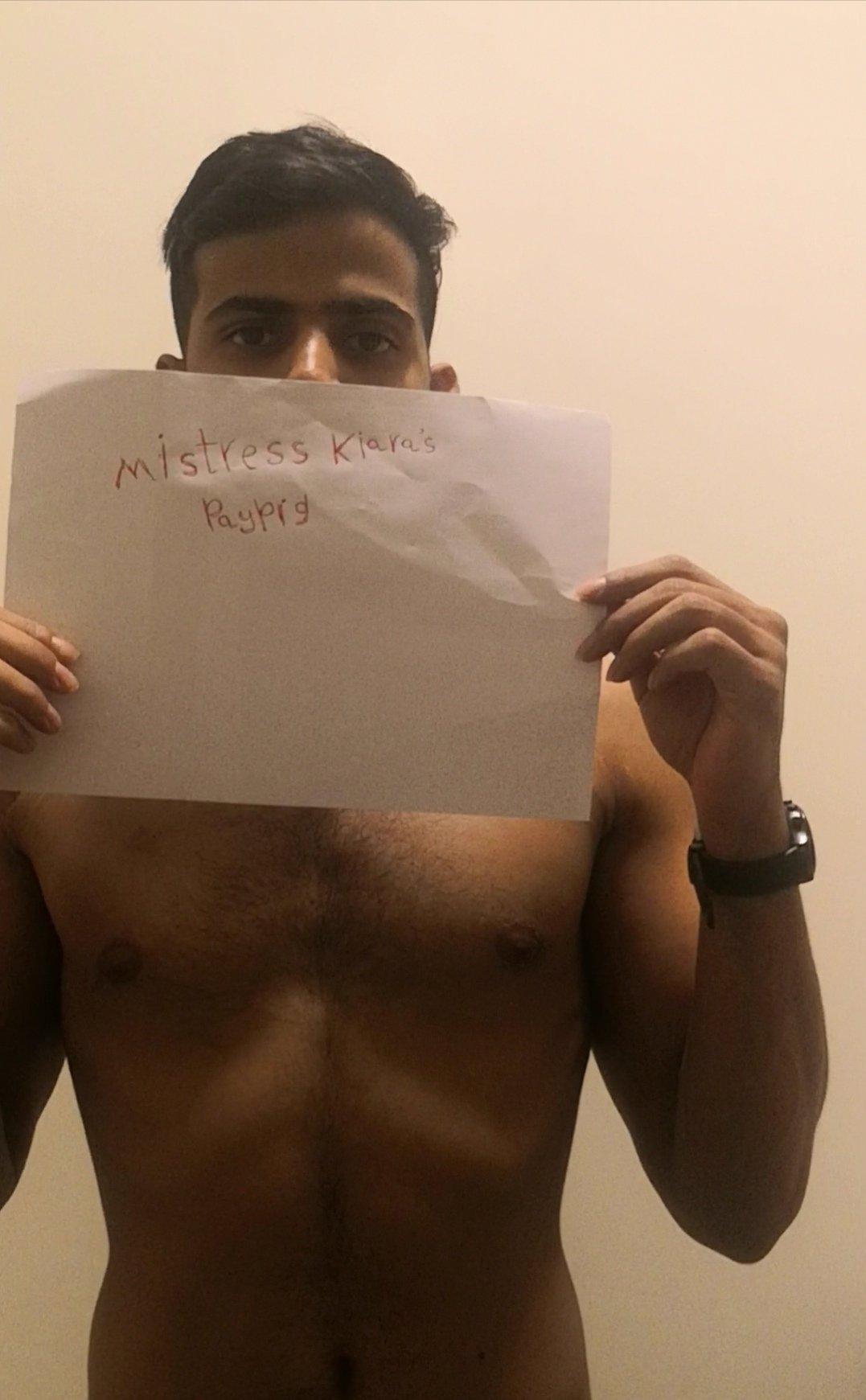 real blackmail exposure sub for femdom Mistress DominaKiara
