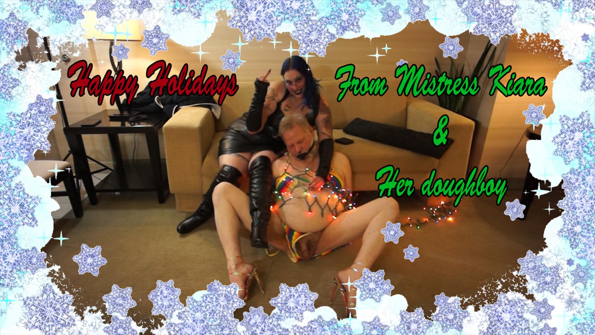 holiday femdom Mistress humiliation fetish
