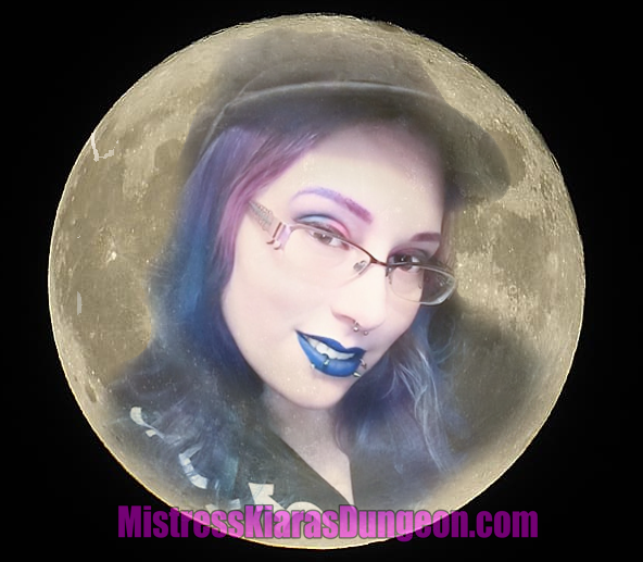 findom femdom witch Mistress domme moon